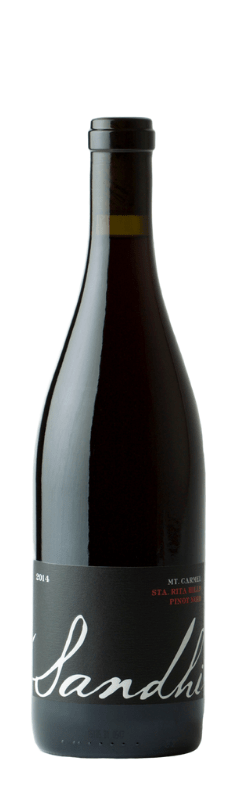 2014 Sandhi Mt. Carmel Pinot Noir