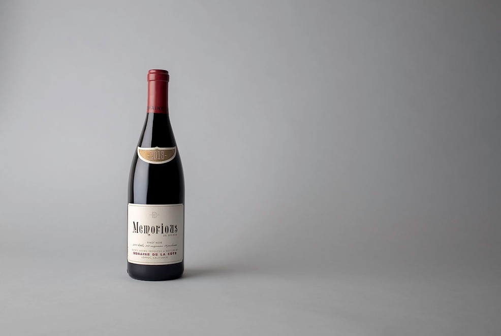 2016 Memorious Pinot Noir Magnum