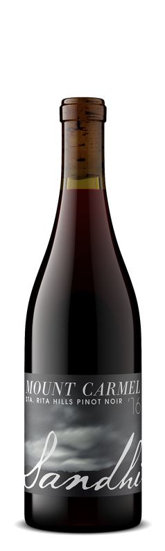 2016 Mt. Carmel Pinot Noir