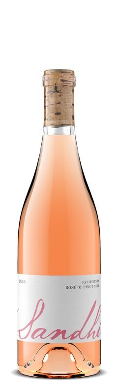 2019 Sandhi Rosé of Pinot Noir