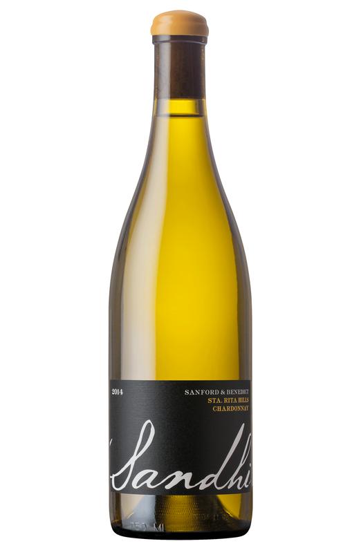 2015 Sandhi Sanford & Benedict Chardonnay