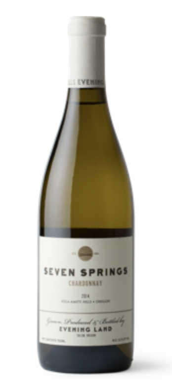 2014 Seven Springs Vineyard, Chardonnay