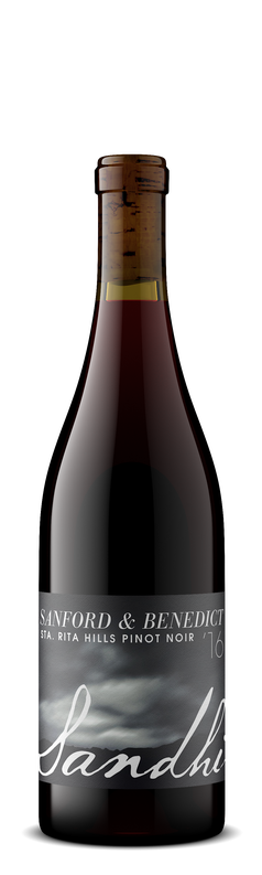 2016 Sanford & Benedict Pinot Noir