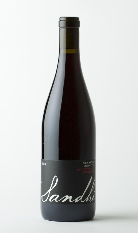 "2014 Mt. Carmel ""Old Vines"" Pinot Noir"