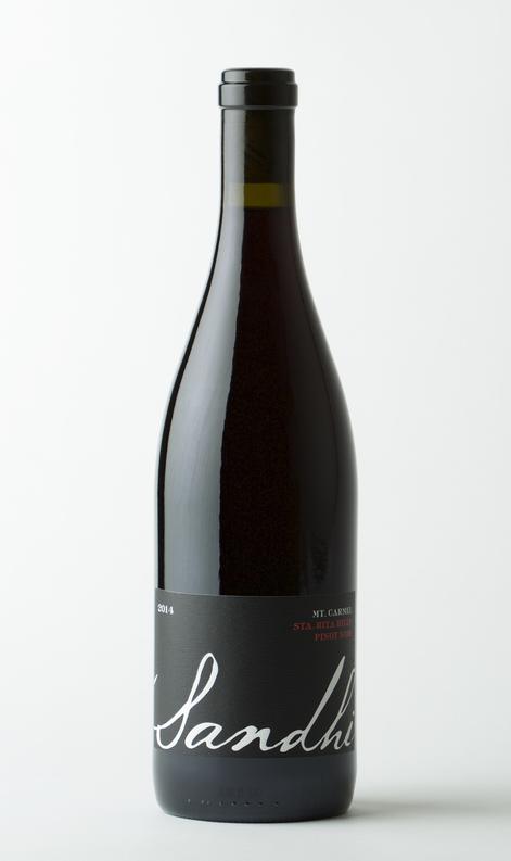 2014 Mt. Carmel Pinot Noir