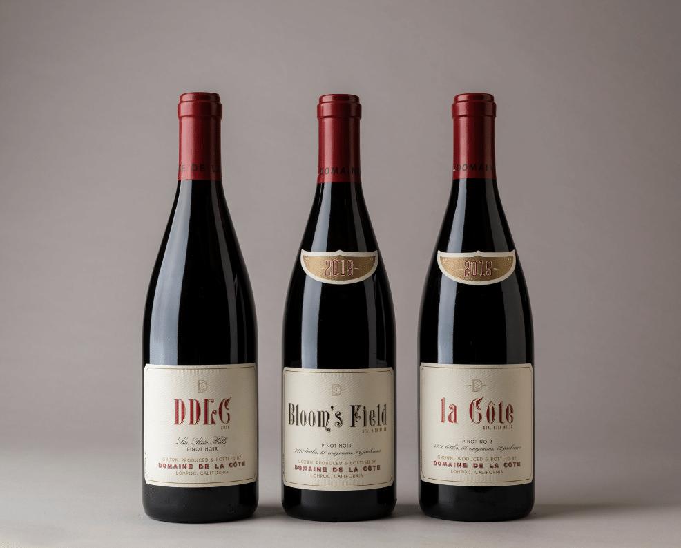 2019 Domaine de la Côte - Three Pack