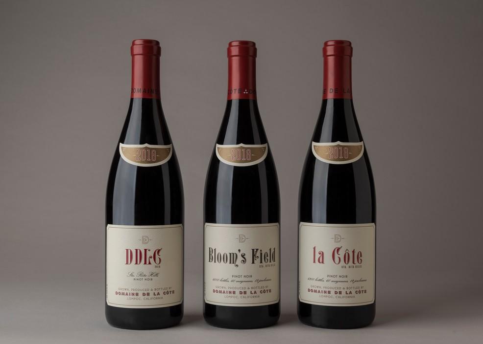 2018 Domaine de la Côte - Three Pack