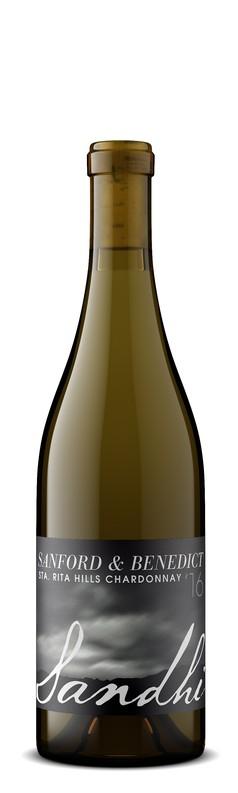 2016 Sandhi Sanford & Benedict Chardonnay