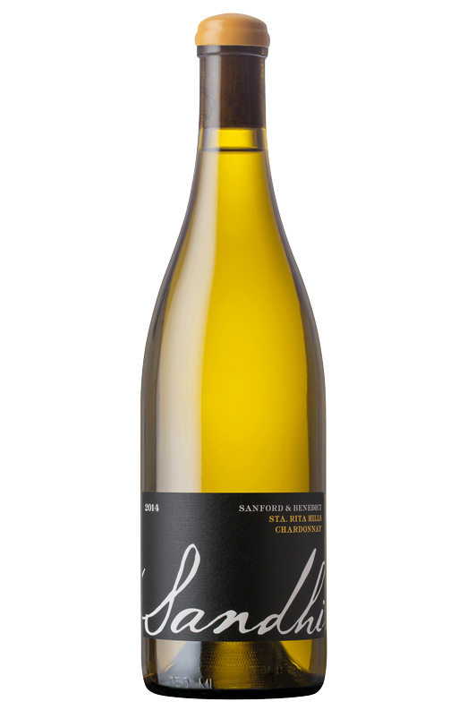 2014 Sandhi Sanford & Benedict Chardonnay