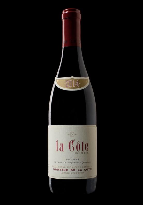2014 La Côte Pinot Noir